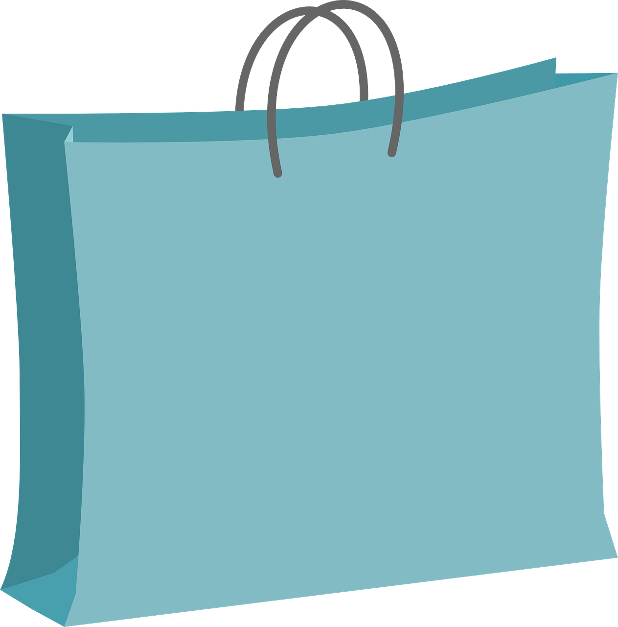 Shopping bag free to use clip art
