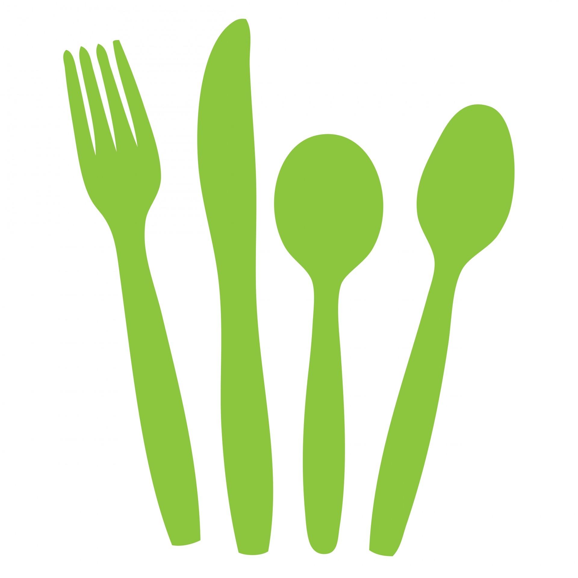 Silverware free cutlery clip art