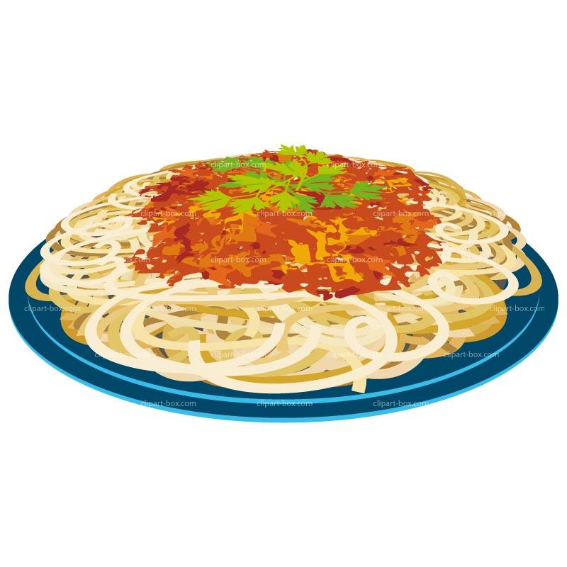 Spaghetti clip art pasta noodles clipart clipart 2