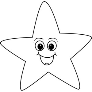 Star  black and white star black and white izeagggt star clip art