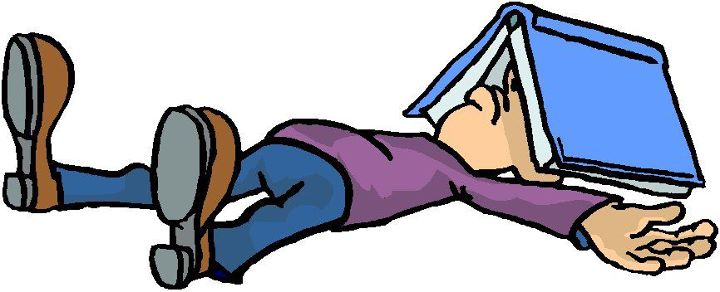 Study stress clipart free images