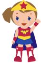 Superhero clipart 3