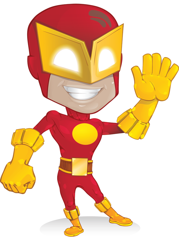 Superhero cute super hero clip art free clipart images 2