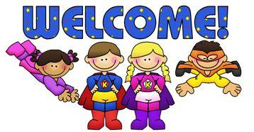 Superhero free super hero clip art borders elementary organization