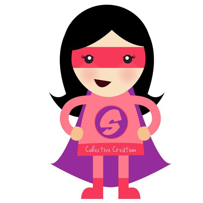 Superhero super hero clip art free clipart image 10