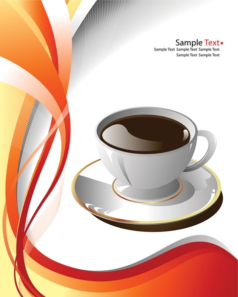 Tea cup clip art free vector download free for