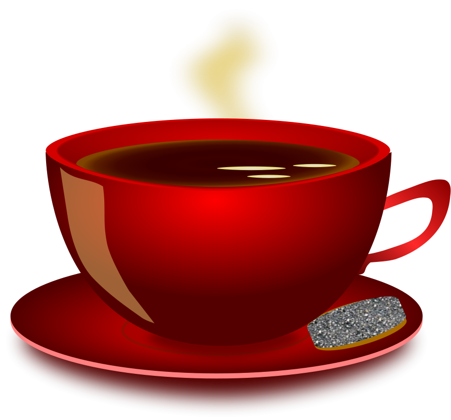 Tea cup cup of tea clipart free images