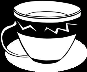 Tea cup teacup clip art at vector clip art