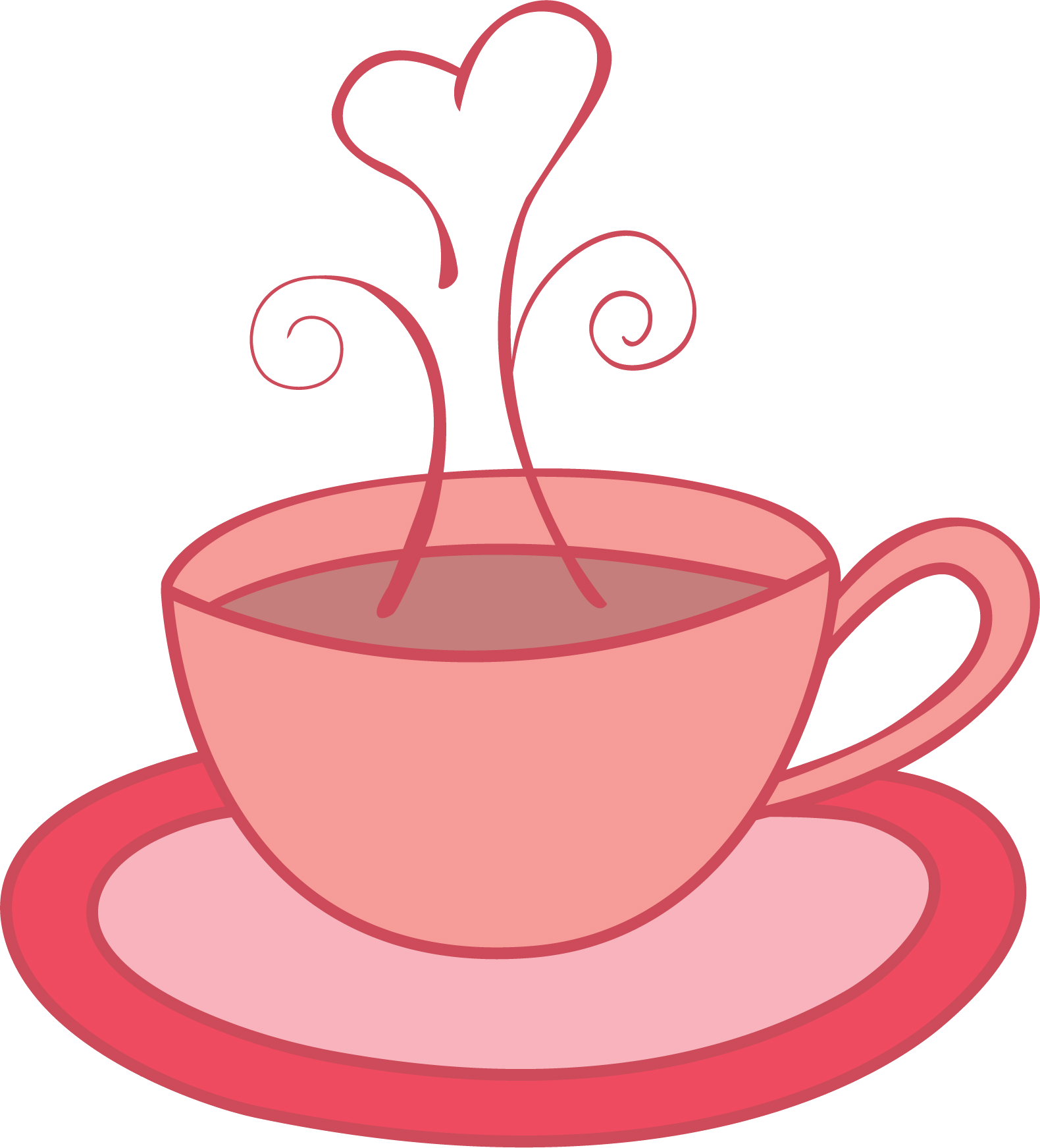 Tea cup teacup clipart free download clip art on