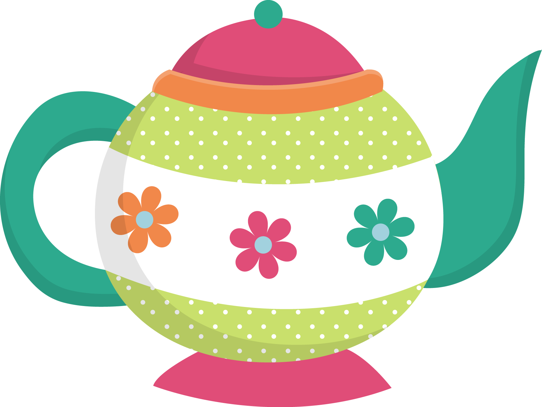 Tea cup teacup clipart free image