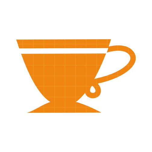 Tea cup teacup clipart image