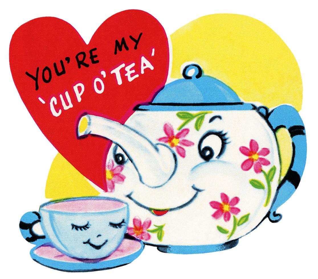 Tea cup teapot fancy teacup clip art free clipart images 5 clipartandscrap