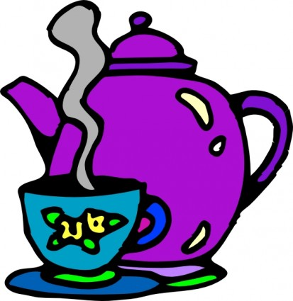 Teacup tea cup clip art free vector for download about