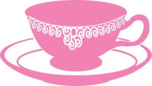 Teacup tea cup free clipart image