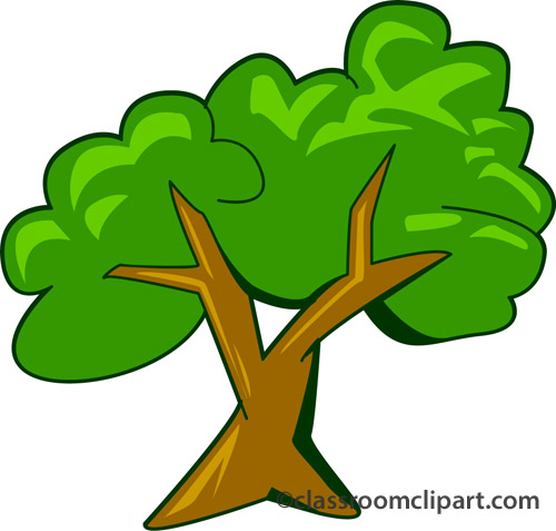 Tree clip art background free clipart images
