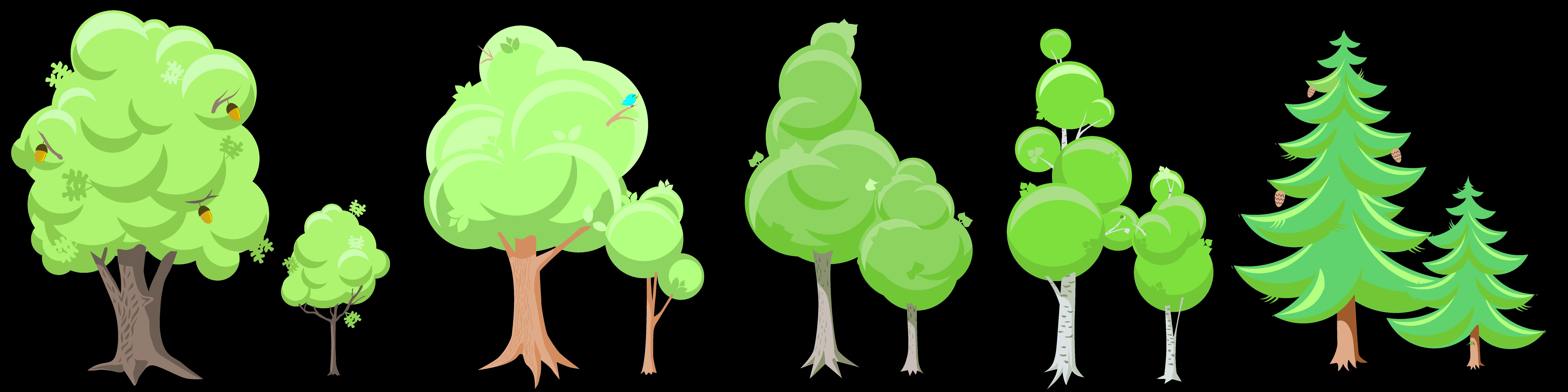 Tree clipart clip art library