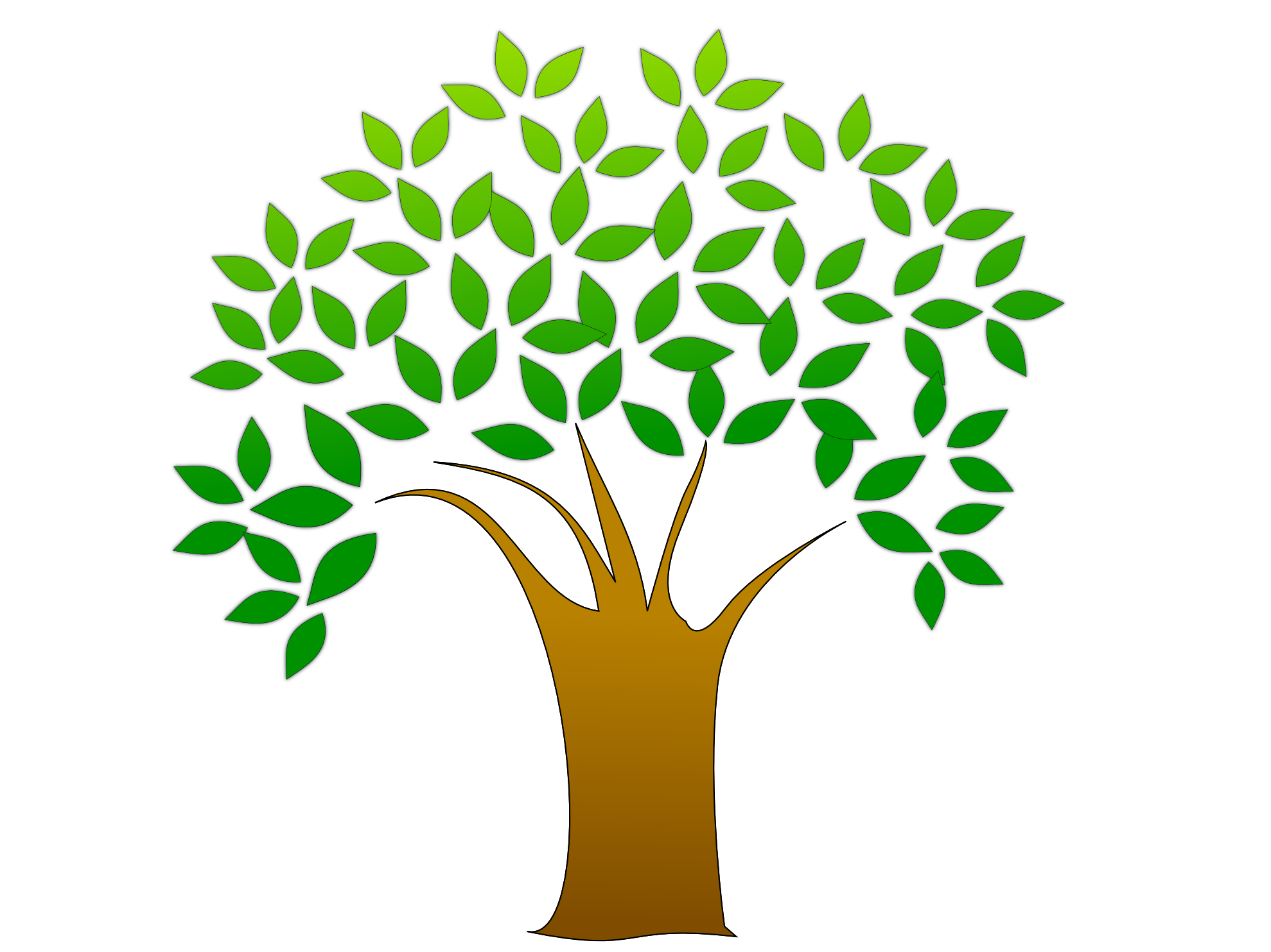 Tree clipart free images