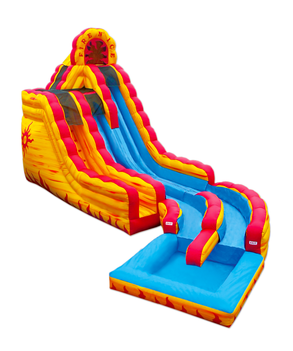 Water slide inflatable slides evanston il oak park lemont plainfield clipart