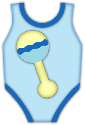 Baby rattle baby clip art 2 clipart