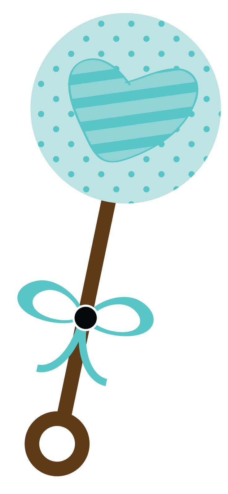 Baby rattle clip art baby images on drawings printable