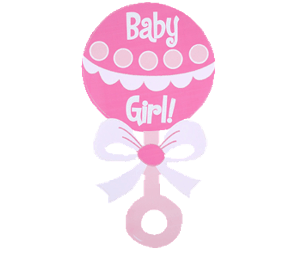 Baby rattle clipart 2