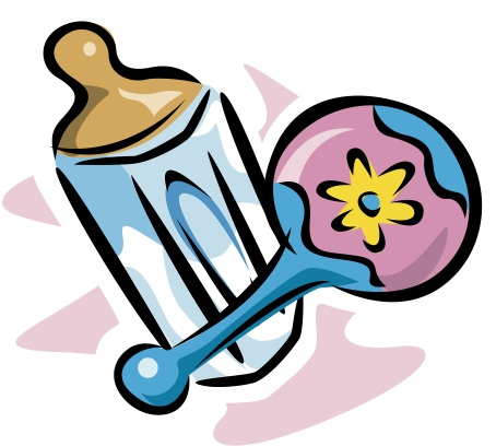 Baby rattle clipart 5 clipartpost