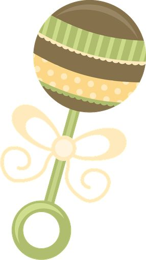 Baby rattle clipart clipartxtras
