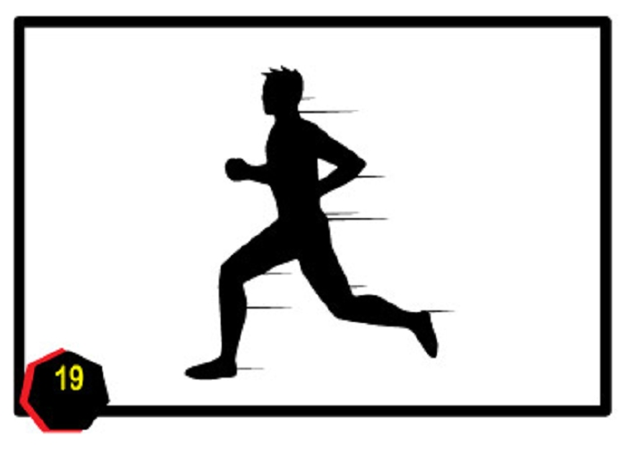 Cross country clip art free 2 clipart