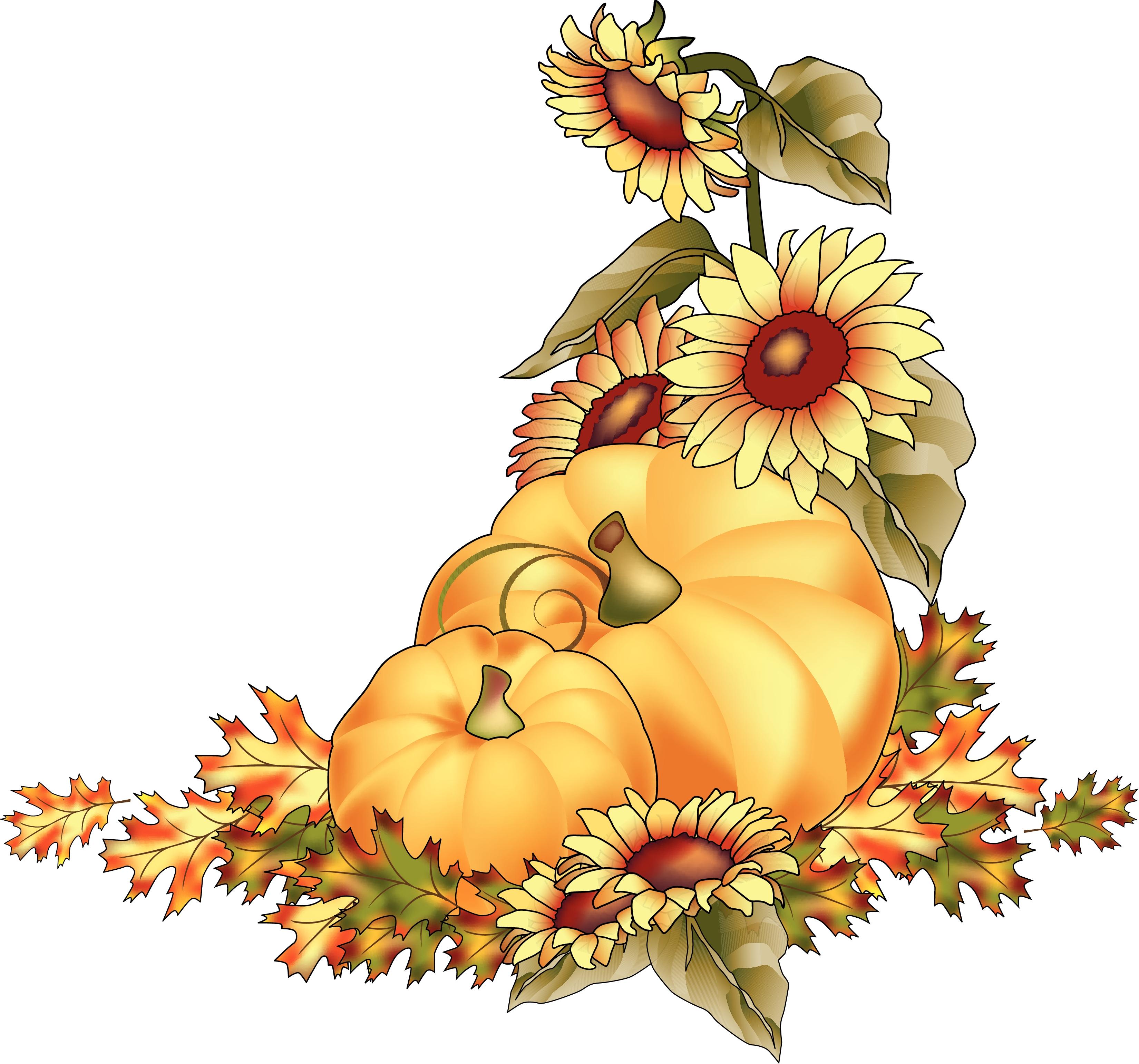 Fall pumpkin clip art pumpkins at harvest color clipart