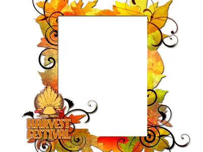 Harvest festival clipart 3