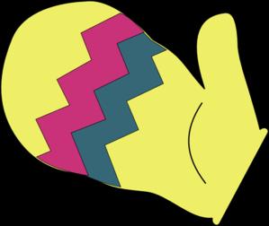 Mitten clip art at vector clip art 2