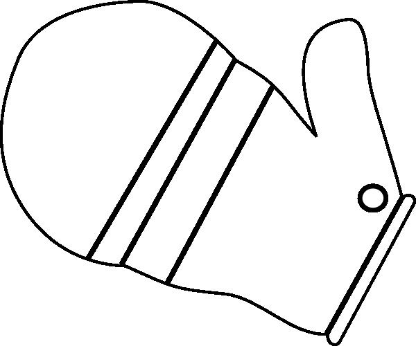 Mitten clip art at vector clip art 3