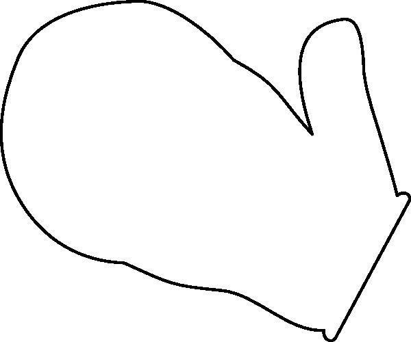 Mitten clip art at vector clip art 4