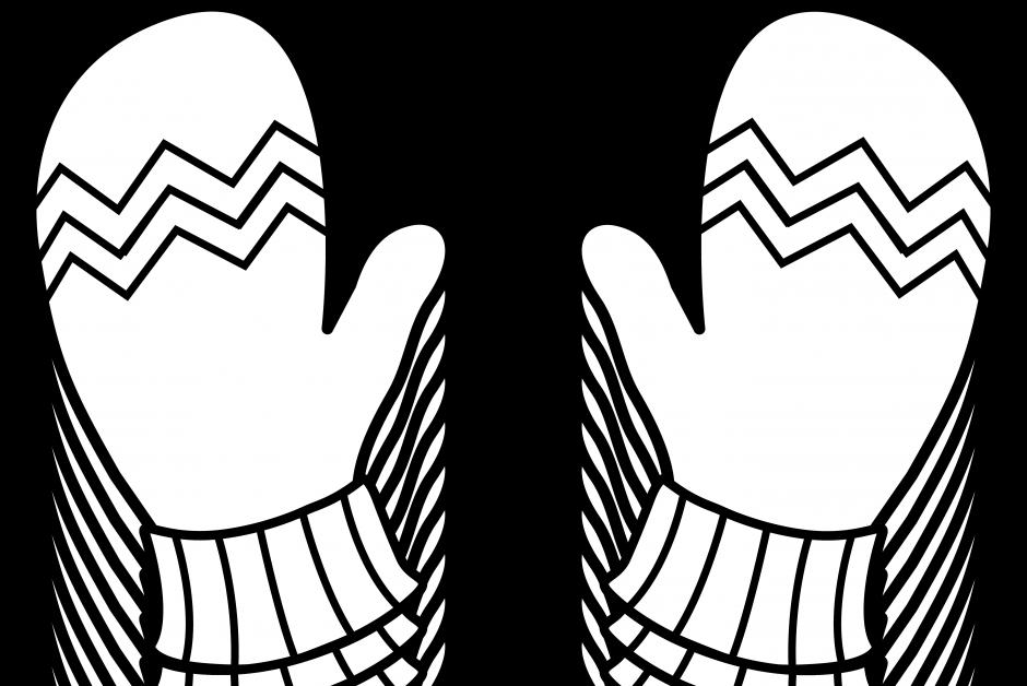 Mitten roller derby clip art