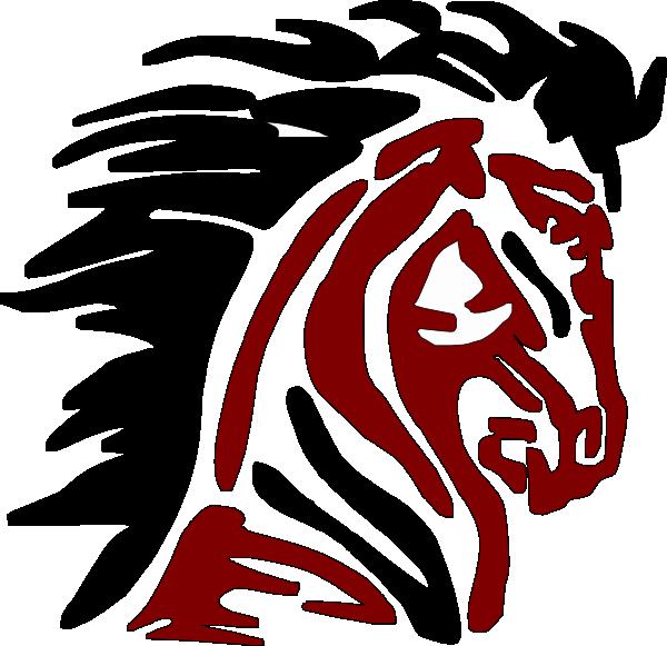 Mustang clip art at vector clip art