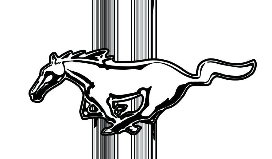 Mustang clipart free download clip art on 12