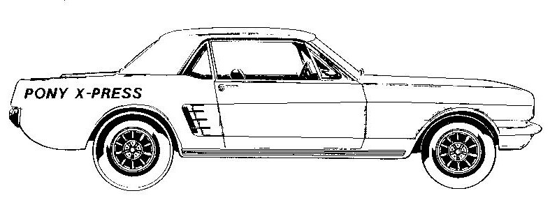 Mustang clipart free download clip art on 7