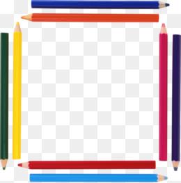 Pencil border images vectors and psd files free download 3