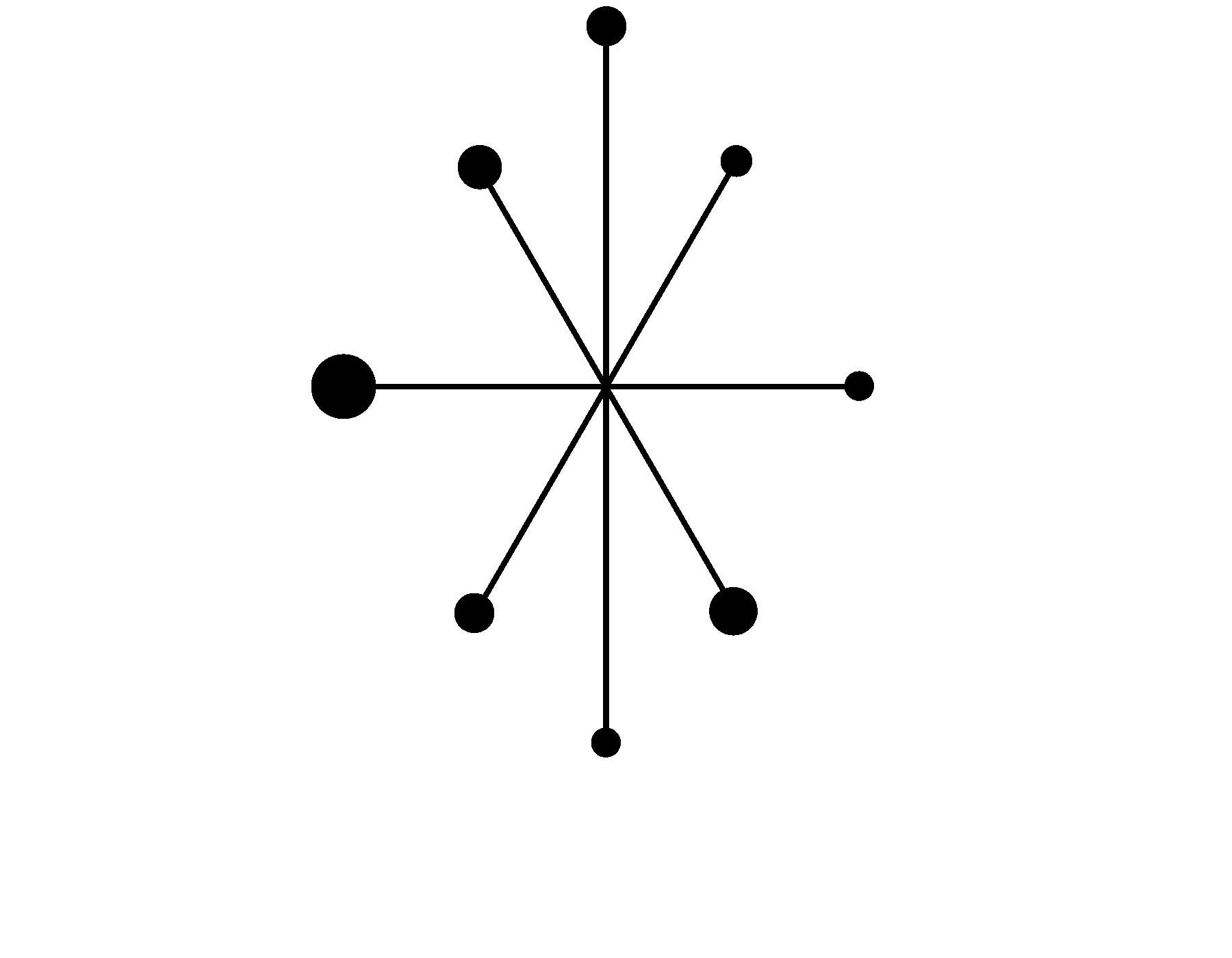 Retro starburst clipart clip art library 3