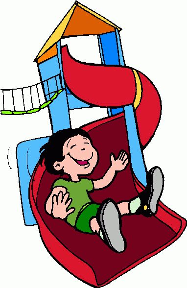 Slide clip art many interesting cliparts 4