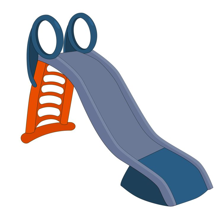 Slide thema pretpark images on playgrounds clip art