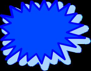 Starburst clip art at vector clip art