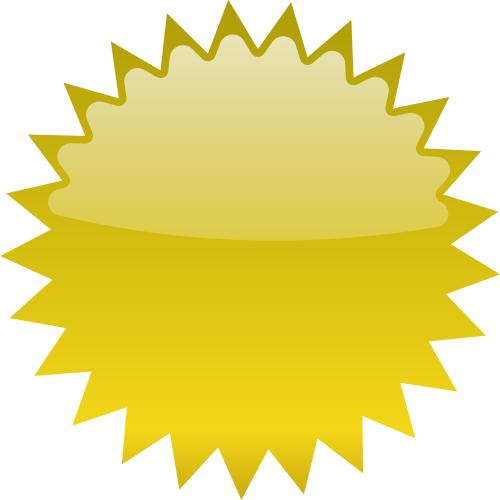 Starburst clip art download