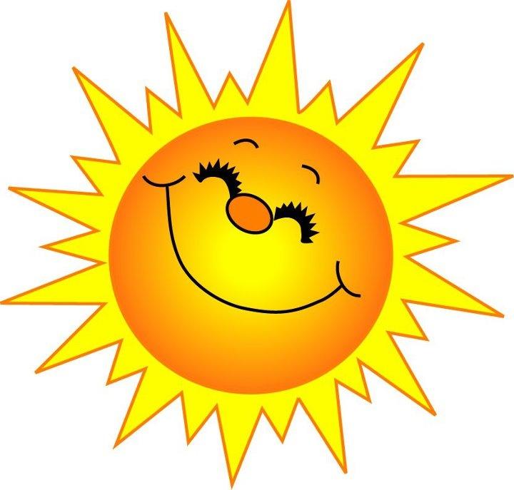Sunny clipart 2 clipart