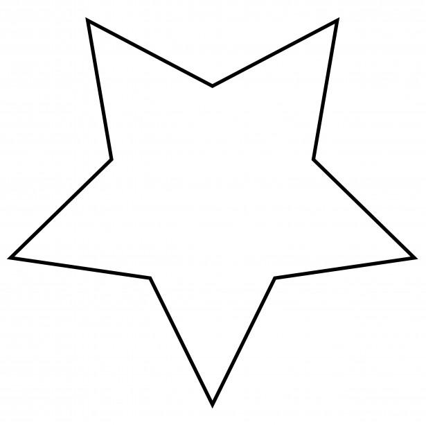 White starburst clipart