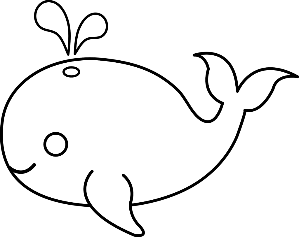 Baby whale photos of clip art free printable