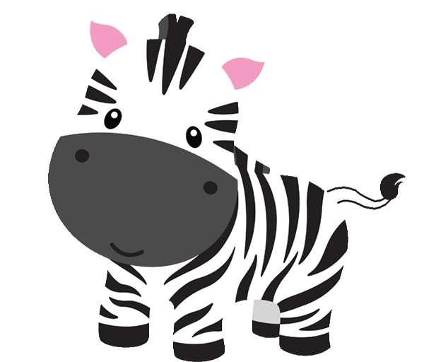 Baby zebra clipart clipartbarn