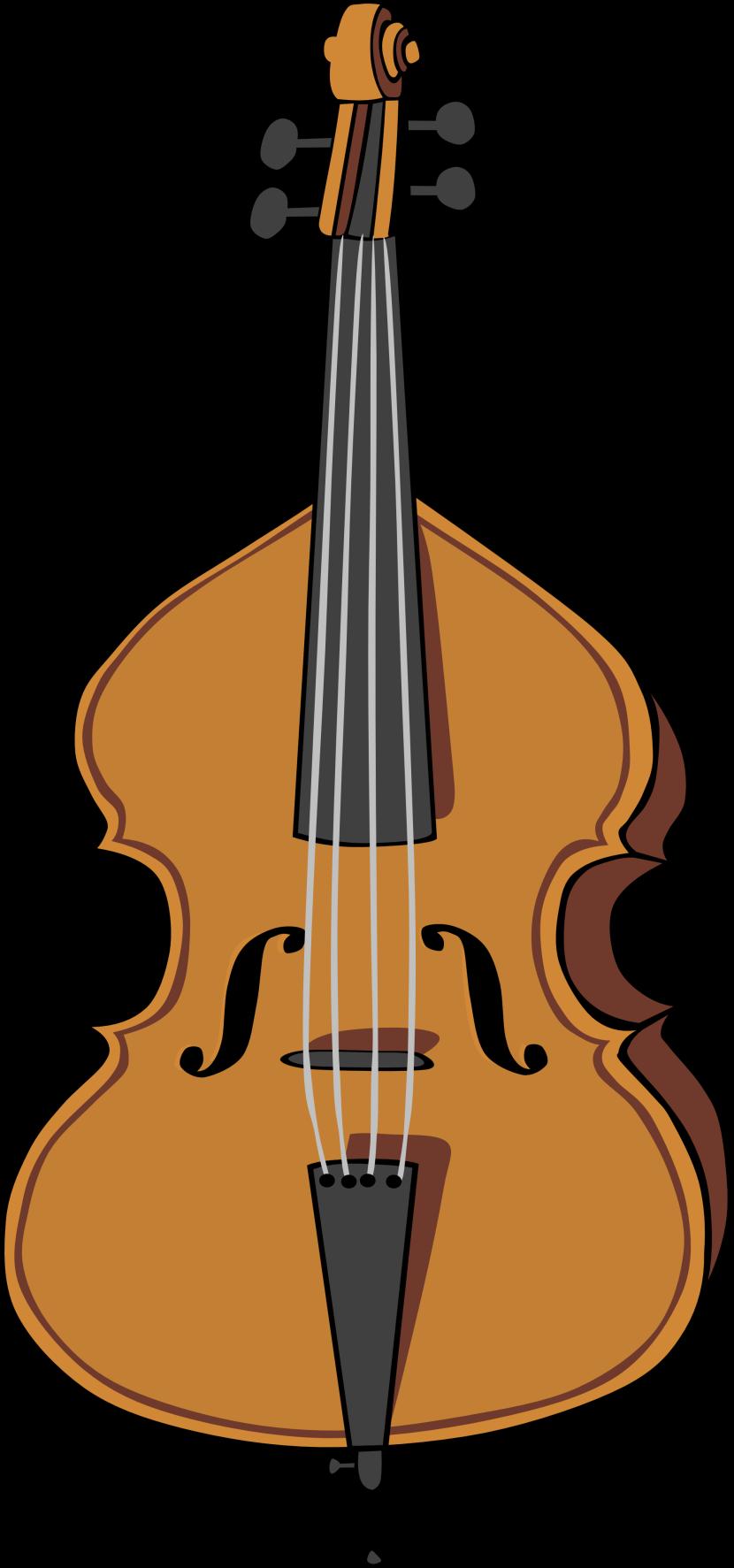 Bass clipart 6