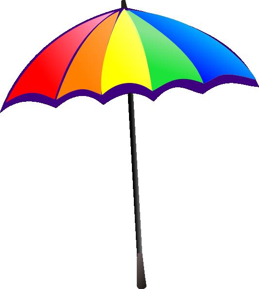 Beach umbrella clip art free clipart images