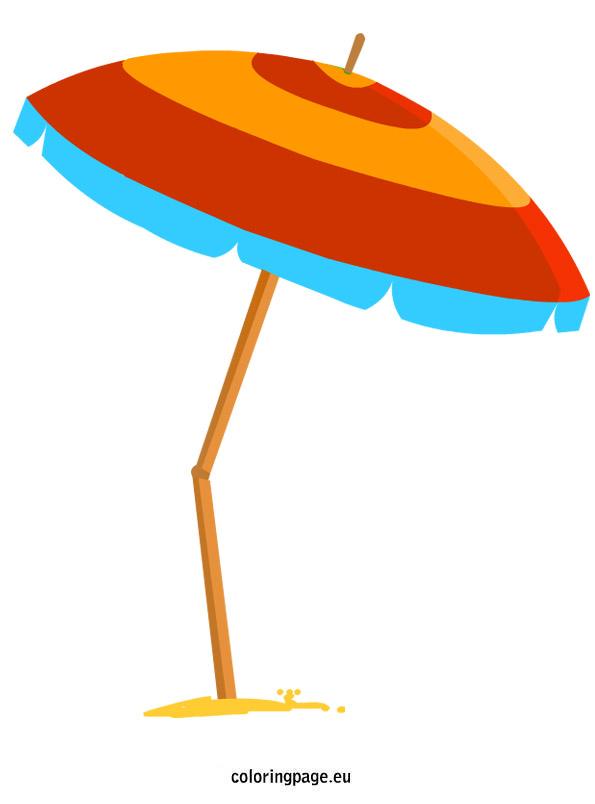 Beach umbrella clipart many interesting cliparts